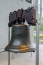 Liberty bell in philadelphia pennsylvania usa Stock Photography