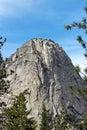 Liberty Cap, Yosemite National Park Royalty Free Stock Photo