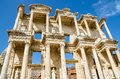 Library of Celsus Royalty Free Stock Photography