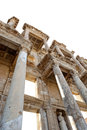 Library of celsus in ephesus Royalty Free Stock Images