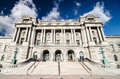Library of Congress, Washington DC - United States Royalty Free Stock Photo