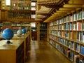Library interior Stock Photos
