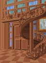 Library in Princess Palace