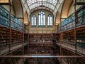 Library in Rijksmuseum