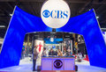 Licensing expo las vegas june the cbs booth at the in las vegas nevada on june is the industry s largest Stock Images