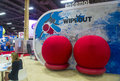 Licensing expo las vegas june the endemol booth at the in las vegas nevada on june is the industry s Stock Photos