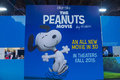 Licensing expo las vegas june the peanuts movie booth at the in las vegas nevada on june is the industry Stock Photos