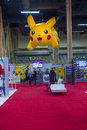 Licensing expo las vegas june the pokimon booth at the in las vegas nevada on june is the industry s Stock Images
