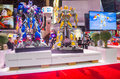 Licensing expo las vegas june transformers booth at the in las vegas nevada on june is the industry s Stock Image