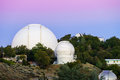 Lick Observatory Royalty Free Stock Photo