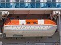 Life boat Royalty Free Stock Photography