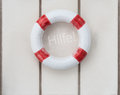 Life buoy Royalty Free Stock Photo