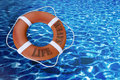 Life saver Stock Photography