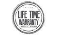 Life time year Warranty icon Royalty Free Stock Photo