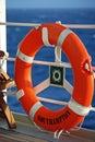 Lifebelt Royalty Free Stock Photo