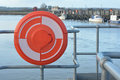 Lifebuoy Royalty Free Stock Images