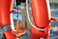 Lifebuoy n.1 Stock Photo
