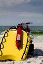 Lifeguard Equipment Royalty Free Stock Photo