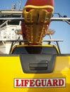 Lifeguard truck 01 Royalty Free Stock Photo
