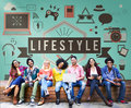 Lifestyle Hobby Passion Habits Culture Behavior Concept Royalty Free Stock Photo