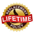 Lifetime Replacement Policy Seal