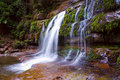 Liffey Falls Royalty Free Stock Photo