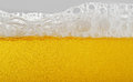 Light beer. Royalty Free Stock Photo