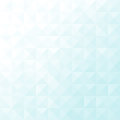 Light blue background geometric triangle Stock Photos