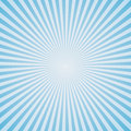 Light blue color burst background. Royalty Free Stock Photo