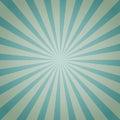 Light blue color burst background. Vector illustration Royalty Free Stock Photo
