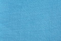 Light blue fabric background of clothes Stock Photo