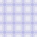 Light blue geometric pattern seamless Royalty Free Stock Image