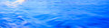 Light blue reflection on river wave ripples surface. Abstract, tranquility,romance Royalty Free Stock Photo