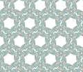 Light blue seamless pattern abstract with hexagonal elements Royalty Free Stock Photography