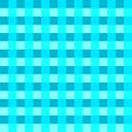 Light blue tablecloth Vector. Traditional tablecloth pattern Vector. Light blue color square pattern Royalty Free Stock Photo