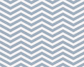 Light Blue And White Zigzag Te...