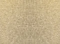 Light Brown Abstract Recycle Paper Pattern on Lace Fabric Background Texture, Vintage Style Royalty Free Stock Photo