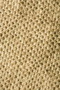 Light brown canvas texture Royalty Free Stock Image