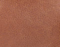 Light brown leather background from a textile material. Fabric with natural texture. Backdrop. Royalty Free Stock Photo