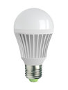Light bulb a e type vector Royalty Free Stock Photo