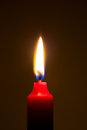 Light a candle Royalty Free Stock Photos