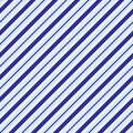 Light and dark blue striped Fabric Background Royalty Free Stock Photography