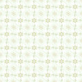 Light green pattern seamless illustration Royalty Free Stock Images