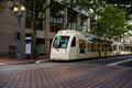 Light rail street cars