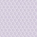 Lilac background with white spirals Royalty Free Stock Photo