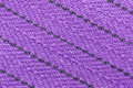 Light violet fabric texture Stock Photo