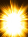 Lightburst Royalty Free Stock Photo