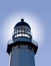Lighthouse Beacon Royalty Free Stock Photo