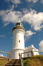 Lighthouse - Byron Bay, Australia Royalty Free Stock Photo