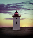 Lighthouse,cape cod Royalty Free Stock Photo